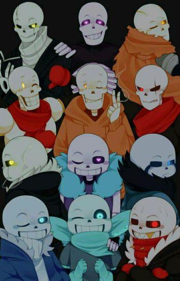 skeletons love (au sans x au papyrus x reader) - murasakĪro - wattpad, Skeleton