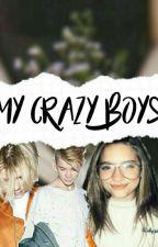 My crazy boys. by cutiemarcus