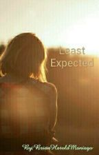 Least Expected by Champ-ion