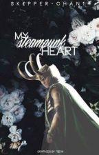 My Steampunk Heart  by Skipper-chan14