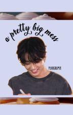a pretty big mess ♡ jeon jungkook by porkbumh