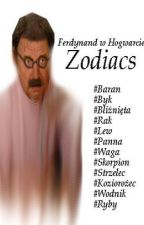 Ferdynand w Hogwarcie ZODIACS by Ferdek_w_Hogwarcie