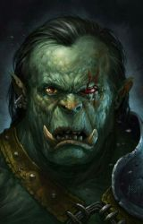Orcs: The Tribe of the Wolf by AubreyShannon
