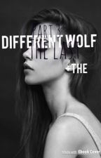 Different wolf {the last 3} = voltooid ✔️ by AntheHemerijckx