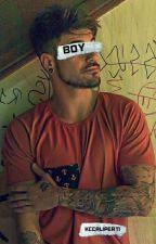 Boy [Camren] by jauresgui