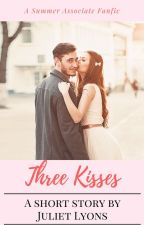 Three Kisses by julietlyons