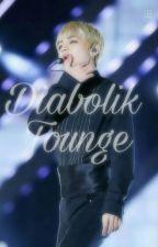 Diabolik Tounge \\ Kim Taehyung by ilovemyhusbandtaetae