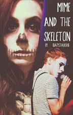 Mime And The Skeleton ( DODIE CLARK JON COZART JODIE DOZART ) by pencils_create