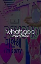 whatsapp | vmin by sopestrelas