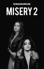 Misery 2  by BeingAsAnHurricane