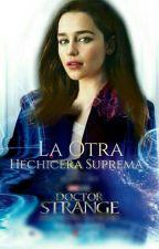 [1] La Otra Hechicera Suprema - Doctor Strange by rebelstardust-