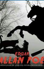 Contos de Edgar Allan Poe  by maryana_Morgestern