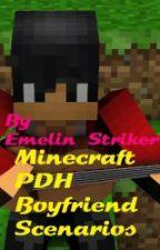 Minecraft PDH Boyfriend Scenarios by Emelin_Striker