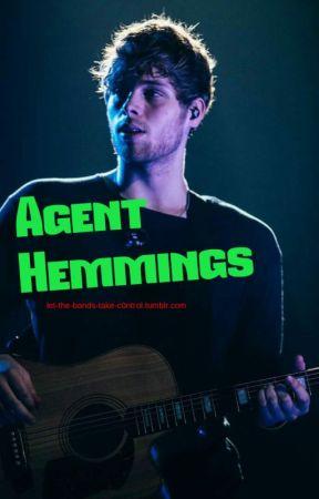 Agent Hemmings-Luke Hemmings by PastelQueen12
