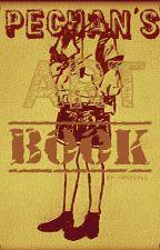 Pechan's Art Book by Moldalc