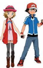 Pokémon High School - Lumiose City - Amourshipping by XxKawaii_PikachuxX