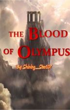 The Blood of Olympus by shining_star107