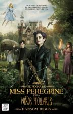 El Hogar De Miss Peregrine Para Niños Peculiares (Original) RANSOM RIGGS by Goticka_Yepes