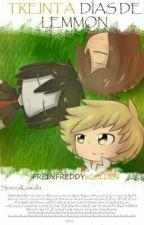 #FNAFHS / Treinta Días de Lemmon / Golden x Freddy x Fred  by SerenaKaiwalla
