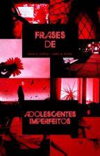 Frases...De Garotos(a) Suicida by Lia_Clifford