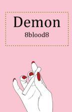 Demon  Yoongi by 8blood8