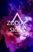 Zodiac Signs | Sternzeichen by Daughter_Of_Storm