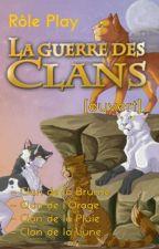 Rpg la guerre des clans by Laguerredesclans4