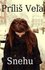 Príliš Veľa Snehu by LastUncornOnTheMoon