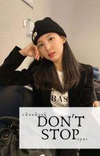 Ne t'arrête pas [Baekyeol] by ChloYeol