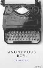 Anonymous boy. [AC#2] by xdonosox