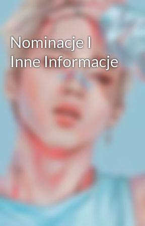 Nominacje I Inne Informacje by Ninja_Kai
