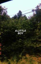 ━ A little boy 『友達』┆kookmin.  by BAB00NGI