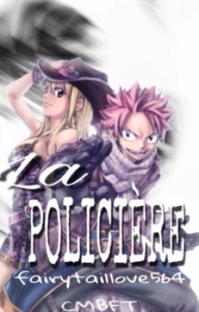 La policière [En Pause] by Mira_Ackerman