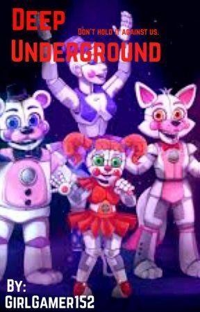 Deep Underground by GirlGamer152