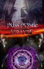 Miss Mystic: Doctor Strange by SeizeTheNightAndDay