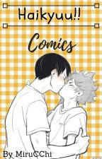 haikyuu!!: comics (yaoi) by mirandanime