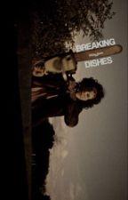 BREAKING DISHES ▸ DEREK HALE by -kittyjoon
