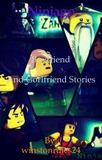 Ninjago boyfriend and girlfriend scenarios. by LivingAndLovingLife3