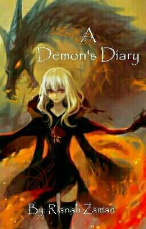 A Demon's Diary by XxDemon_QueenxX
