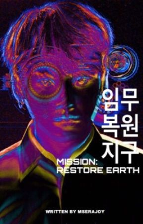 MISSION: RESTORE EARTH //BTS JUNGKOOK >Is still on editing mode< by flowercado