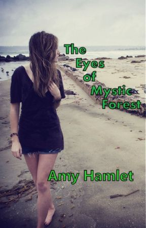 The Eyes Of Mystic Forest by ahamlet1991