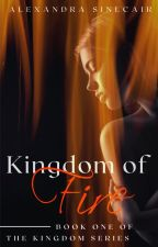Book One: Kingdom Of Fire by Alex-Sinclair