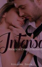 [DEGUSTACAO] Intenso | Duologia Chefes italianos by gislainealessandra31