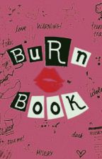 Rock Star Burn Book by emmamckagan