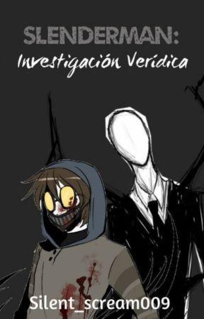Diario de Acontecimientos paranormal. by silent_scream009