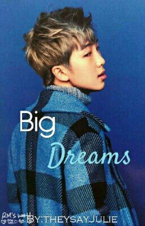 Big Dreams 》Kim Namjoon by theysayJulie