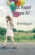 UpSR Dapat Berapa A? by nraly_ndrah31