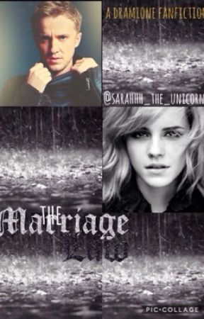 The Marriage Law ✅ by sarahhh_the_unicorn