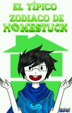 El Típico Zodiaco de Homestuck by Wenyitan