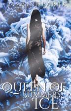 Queen of Summer's Ice by Jazzie_delrey